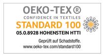 oeko tex - Copper + NEU